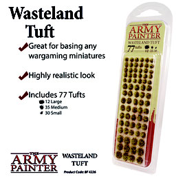Army Painter Wasteland Tuft Basing Material