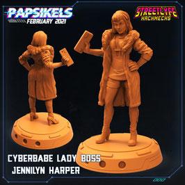 Jennilyn Harper Boss der Unterwelt