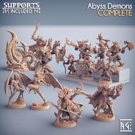 Dämonischer Verderbnissturm (12 Modelle)