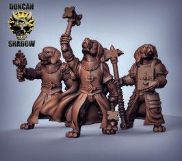 Beagle Kleriker