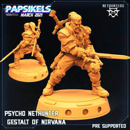 Gestalt von Nirvana - Sci Fi Monsterjäger