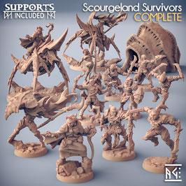 Überlebende Exilanten - komplettes Set