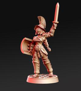 Murmilla Gladiatorin