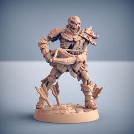 Skelettkrieger mit Armbrust