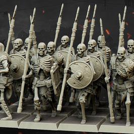 HM: Skelett Krieger