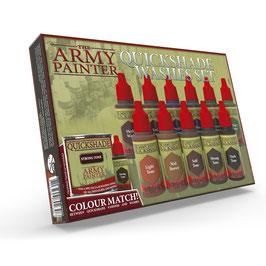 Army Painter Quickshade Washes Set (11 Farben)
