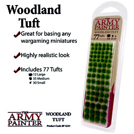 Army Painter Woodland Tuft Basing Material