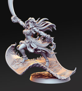 Fadeeya Kriegerische Prinzessin