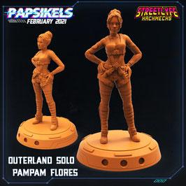Pampam Flores Technikerin