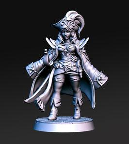 Maridy Piratenkapitänin