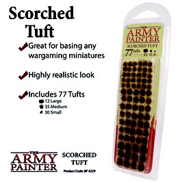Army Painter Scorched Tuft Basing Material