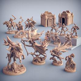 Auferstehung der Toten - Komplettes Set (15 Modell)