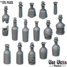"""Gratis-Bits """"15 Flaschen"""""""
