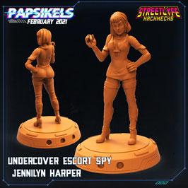 Jennilyn Harper Escort Spionin