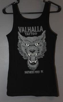 """Valhalla """"Wolf"""" tank top"""