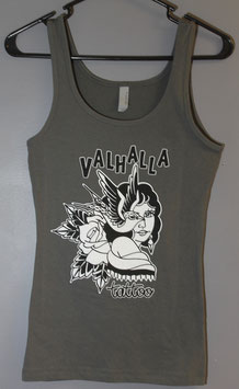 "Valhalla ""Sparrow Girl"" tank top"