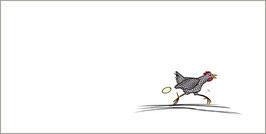 Klappkarte: Frohe Ostern