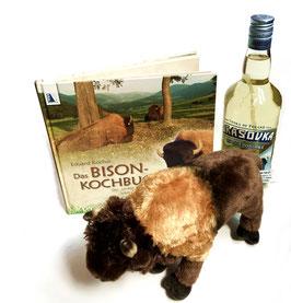 Geschenk-Set Bison