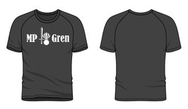 T-Shirt Brust  MP Gren