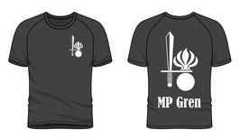 MP Gren T-Shirt beidseitig
