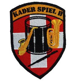 KADER SPIEL B