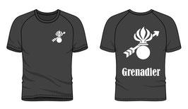 Grenadier T-Shirt beidseitig