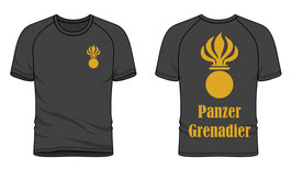 PZ Gren T-Shirt beidseitig