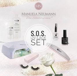 SOS UV-Lack Set