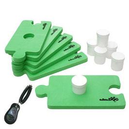 Sniffle Dog Set Classic grün