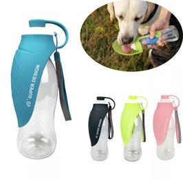 Tragbare Wasserflasche - Hund