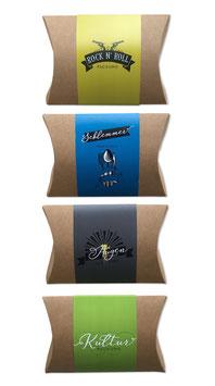 Gutschein / Verpackungen