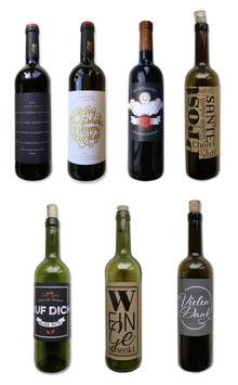 Weinbanderole