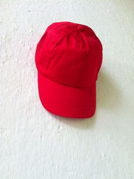 Gorra roja Overall