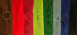ZapfBAG´s aus Baumwolle unifarben in verschiedenen Farben.