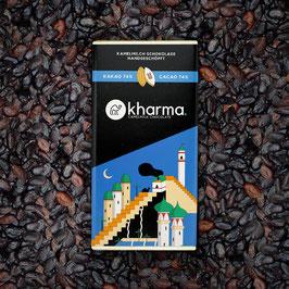 Kharma Kamelmilch Schokolade Kakao 74%