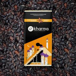 Kharma Kamelmilch Schokolade Orientalische Gewürze