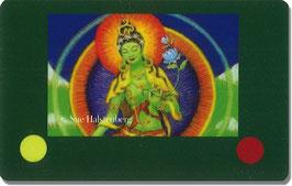 Cosmic-Card grün