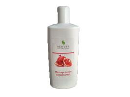 Schupp Massagelotion Granatapfel (paraffinfrei)