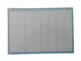 Einlegekarte für Karteikarte, Version 1; 100 St.