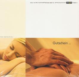 Gutschein Motiv 5; Klappkarte; 25 St.