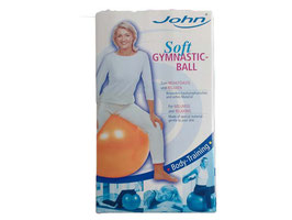 Gymnastikball John Soft