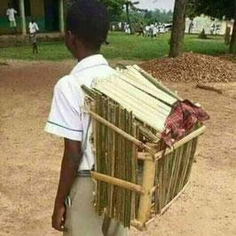 Schulgeld pro Kind für ein Monat