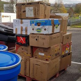 Containertransportkosten für...