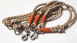 Set Seabed - Leine 3-fach verstellbar & Halsband wählbar