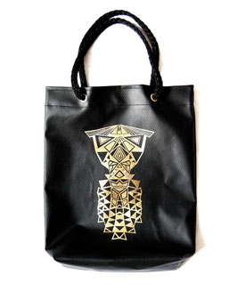 Shopping Bag gold