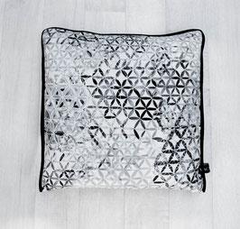 Pillow Flower of Life Black&White