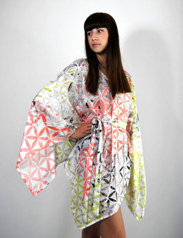 DRESS/KIMONO FLOWER OF LIFE