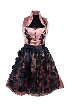 Elegantes Dirndl, rosé