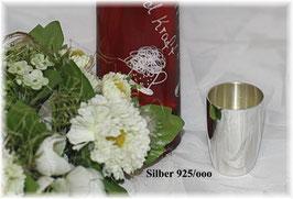 Schnapsbecher Silber 925  - Pinnchen  /    Stamperl