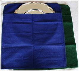 Platztellertasche ALBEC, Anlaufschutz für Tabletts